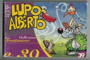 Lupo Alberto Collezione #39 VG silver-wolf - collection pack reprints 115-117