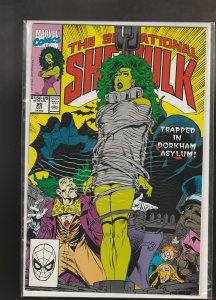 Sensational She-Hulk #20
