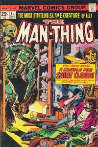 Man-Thing (1974 series) #15, Fine (Stock photo)