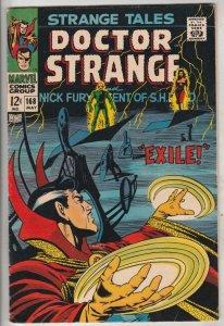 Strange Tales #168 (May-88) VF+ High-Grade Nick Fury, Dr. Strange