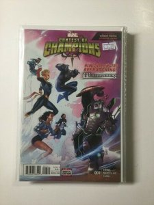 Contest of Champions #7 (2016) HPA