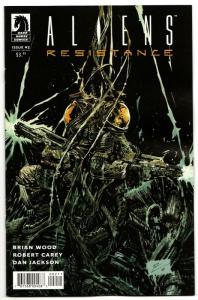 Aliens Resistance #2 Cvr A (Dark Horse, 2019) NM