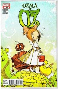 Ozma of Oz #1 (2011)