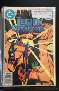 Legion of Super-Heroes (AU) #12
