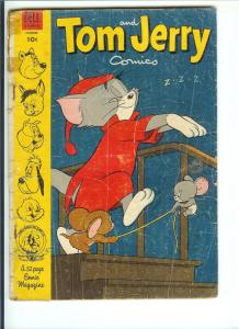 Tom and Jerry #111 - Golden Age - Oct. 1953 (Good)