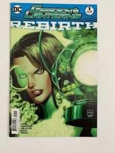 Green Lanterns Rebirth #1 - Cover A - Ethan Van Sciver - NM - DC Comics!