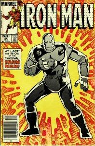 Iron Man #191 - VF/NM