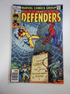 The Defenders #61 (1978)