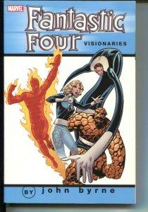 Fantastic Four: Visionaries-John Byrne-Vol 3-2004-PB-VG/FN