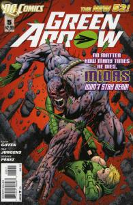 Green Arrow (5th Series) #5 VF/NM; DC | save on shipping - details inside