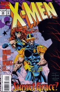 X-Men (2nd Series) #35 VF/NM; Marvel   save on shipping - details inside