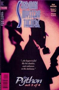 Sandman Mystery Theatre (1993 series) #35, NM (Stock photo)