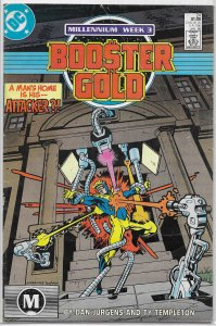 Booster Gold (vol. 1, 1986) #24 GD (Millennium) Manhunters