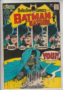 Detective Comics #408 (Feb-71) FN/VF Mid-High-Grade Batman