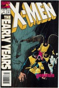 X-Men: The Early Years #1 (1994) Stan Lee Jack Kirby Bill Sienkiewicz Cover NM