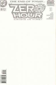 Zero Hour: Crisis in Time #0, NM (Stock photo)