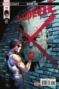 Daredevil (2018 series) #598, NM + (Stock photo)