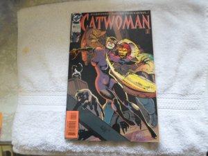 1994 DC COMICS CAT WOMAN NM # 11