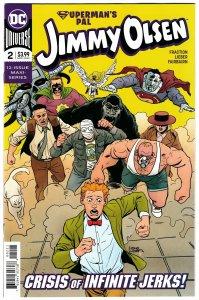 Superman's Pal Jimmy Olsen #2 Main Cvr (DC, 2019) NM