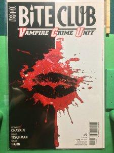 Bite Club: Vampire Crime Unit #5