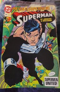 Superman #81 (1993) and 14 various more