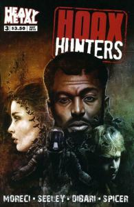 Hoax Hunters (2nd Series) #3 FN; Heavy Metal | save on shipping - details inside