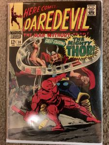 Daredevil (1964) 30 Good (2.0) Guest Starring Thor