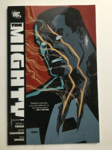 The Mighty Volume Two 2 Tpb Softcover Sc Near Mint Nm Dc Comics