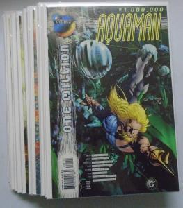 21 Different DC One Million 8.0/VF (1998)