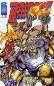 Brigade #0 VF/NM; Image | save on shipping - details inside