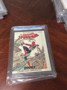 Marvel Graphic Novel 22 Hooky Spider-Man Cgc 9.8