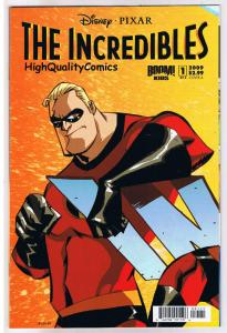 The INCREDIBLES #1, NM, Dash, Mirage, Movie, Syn, 2009, more in store