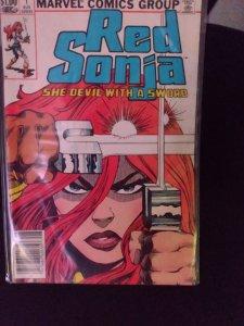 Red Sonja #1 (1983)