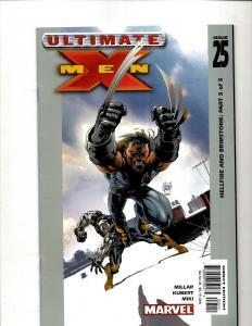 Lot of 12 Ultimate X-Men Marvel Comics #25 26 27 28 29 30 31 32 33 34 35 36 EK5