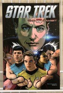 Star Trek TPB Vol 9 The Q Gambit Trade Paperback IDW