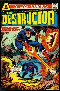 DESTRUCTOR #4-ATLAS FN