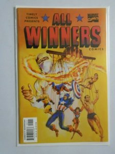Timely Comics Presents All Winners Comics #1 Direct Edition 8.0 VF (1999)