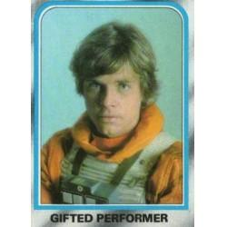 1980 Topps Star Wars The Empire Strikes Back GIFTED PERFORMER #224 EX