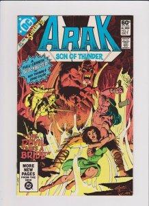DC Comic! Arak! Issue #2!