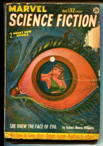 Marvel Science Stories-Pulps-5/1952-Robert Moore Williams