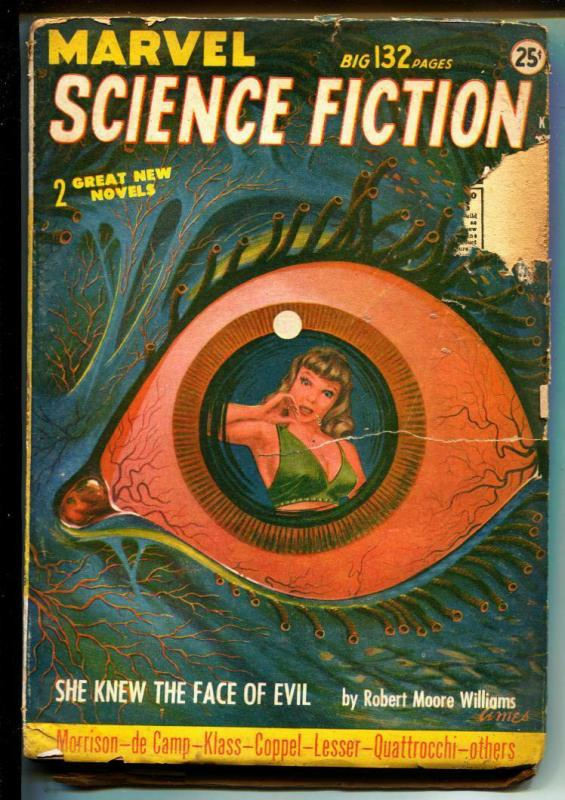 Marvel Science Stories-Pulps-5/1952-Robert Moore Williams