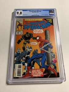 Amazing Spider-man 384 Cgc 9.8 White Pages Marvel