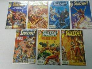 Power of Shazam run #1-7 8.0 VF (1995)