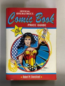 Overstreet Price Guide #36 Wonder Woman variant Softcover 6.0 FN (2006)