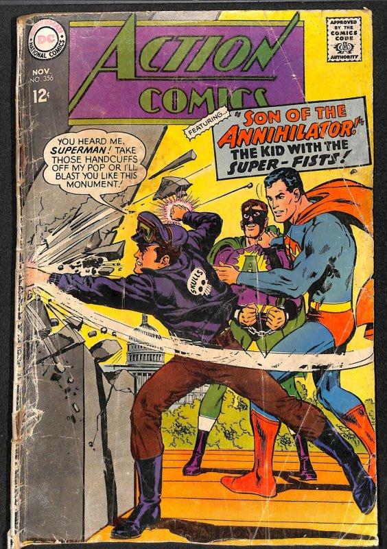 Action Comics #356 (1967)