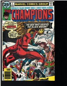 Champions #7 (Marvel, 1976) NM