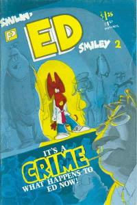 Smilin' Ed #2 VF/NM; FantaCo | save on shipping - details inside