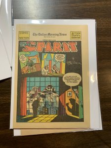 The Spirit Comic Book Section Newspaper Very Fine Or Better 1943 May 9