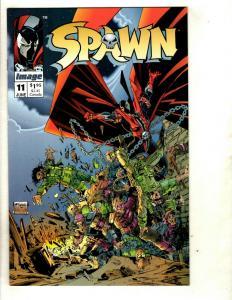 Lot of 9 Spawn Image Comics # 11 13 14 15 16 45 48 60 61 RP1