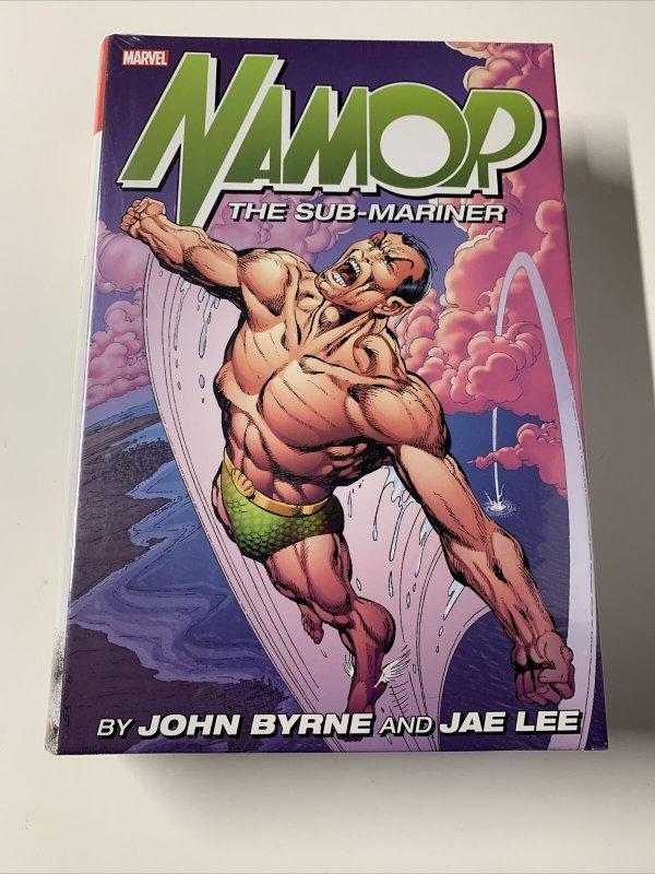 Namor The Sub-mariner Prince Omnibus Mint Sealed Marvel Hc Tpb John Byrne Jae Le